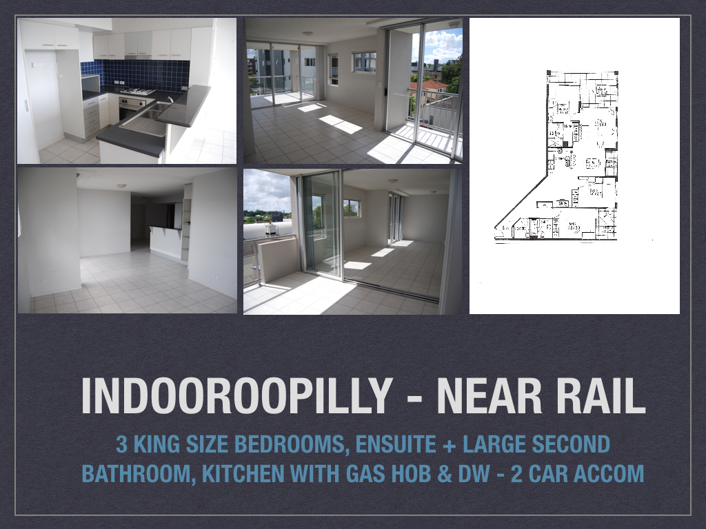 Indooroopilly – Close to Rail (Taken)
